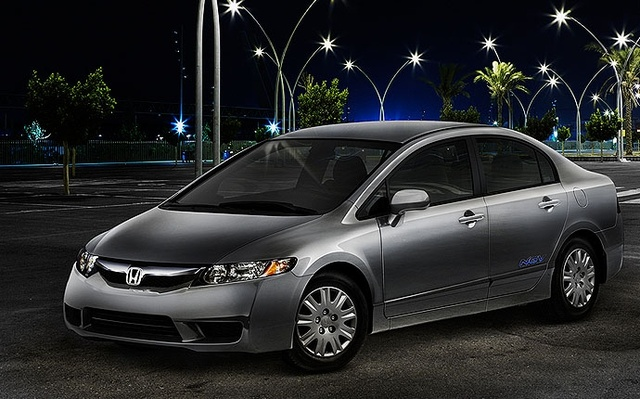 Picture of 2010 Honda Civic Hybrid FWD, exterior, gallery_worthy