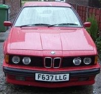 Picture of 1989 BMW 6 Series, exterior, gallery_worthy