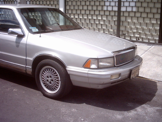 Picture of 1992 Chrysler Le Baron Turbo Coupe, exterior