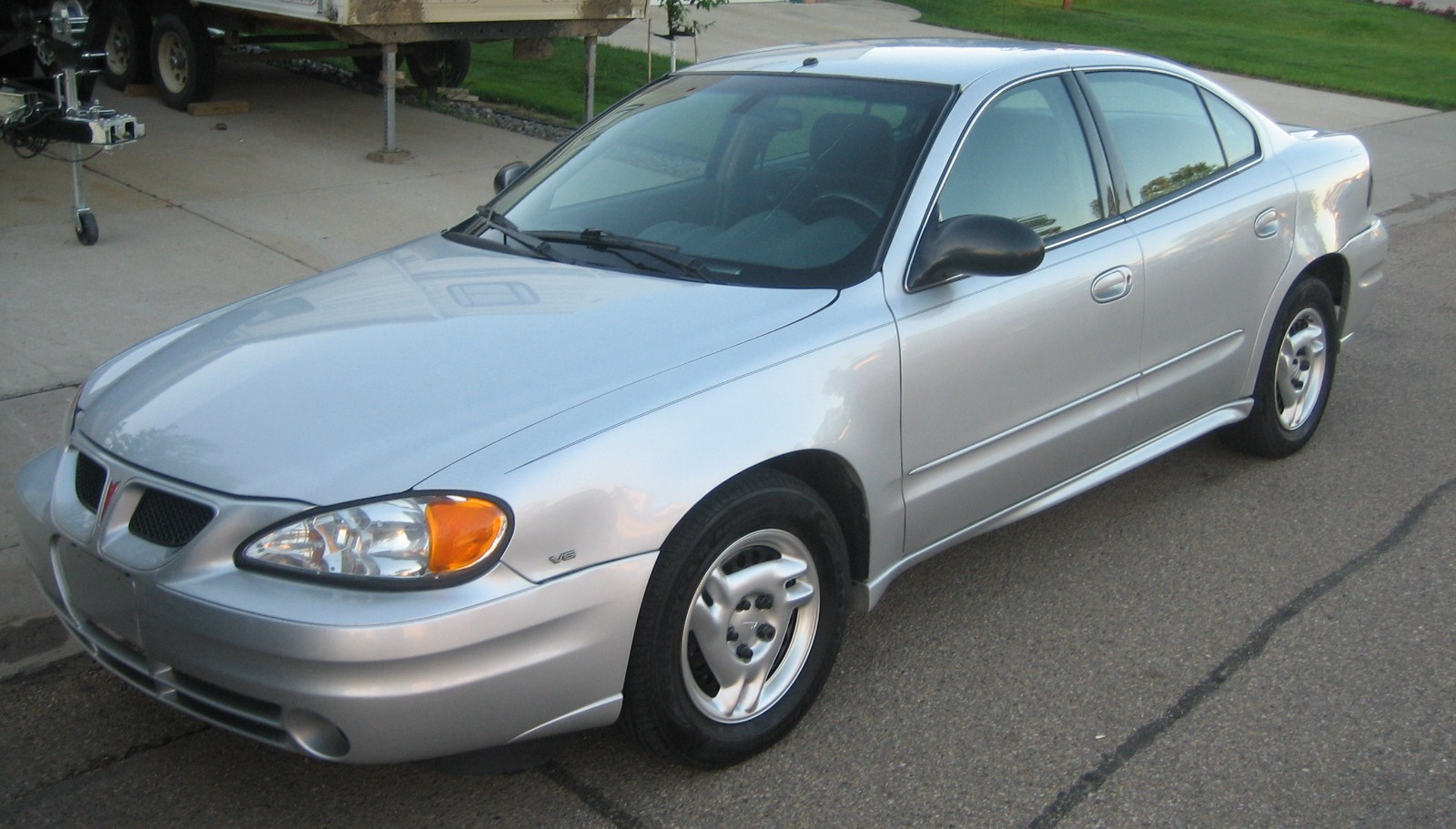 2005 Pontiac Grand Am SE picture, exterior