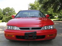 1996 Honda Accord EX Coupe, Picture of 1996 Honda Accord 2 Dr EX Coupe, exterior
