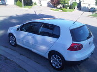2008 Volkswagen Rabbit 4-Door, My White Rabbit, exterior, gallery_worthy