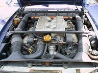 Picture of 1993 Porsche 928 GTS Hatchback, engine