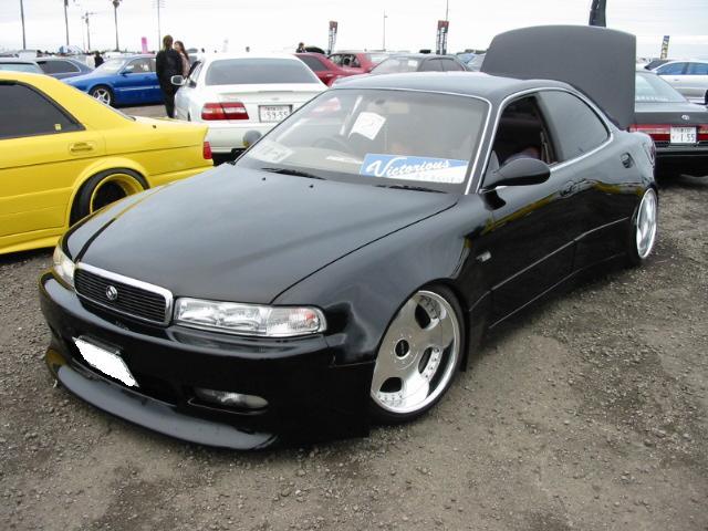 1995 Mazda 929 4 Dr STD Sedan