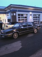 1993 Chrysler Fifth Avenue Picture Gallery