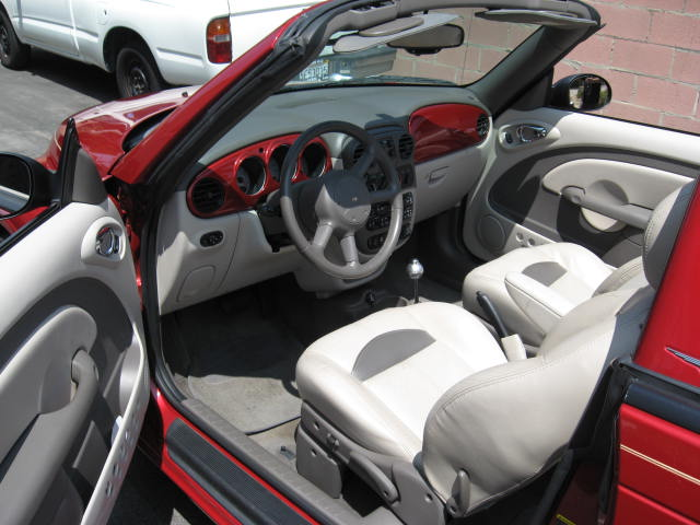 2005 Chrysler Pt Cruiser Gt Convertible. Picture of 2005 Chrysler PT