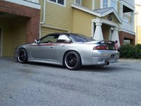 Picture of 1995 Nissan 240SX, exterior