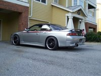 1995 Nissan 240SX Overview