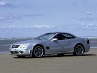 Picture of 2001 Mercedes-Benz SL-Class SL 600, exterior