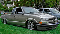 Chevrolet S 10 Questions What Does An Automatic 2003 S10