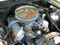 Picture of 1969 Mercury Cougar, engine