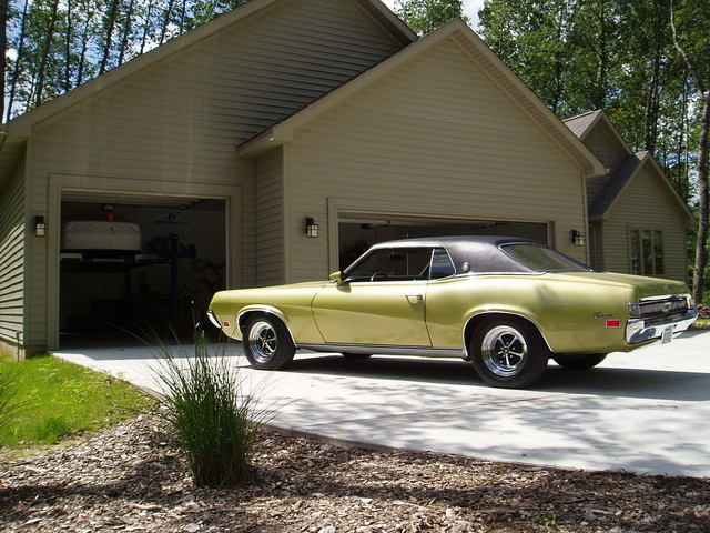 Picture of 1969 Mercury Cougar, exterior, gallery_worthy