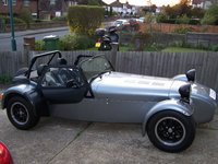 2003 Caterham Seven Overview