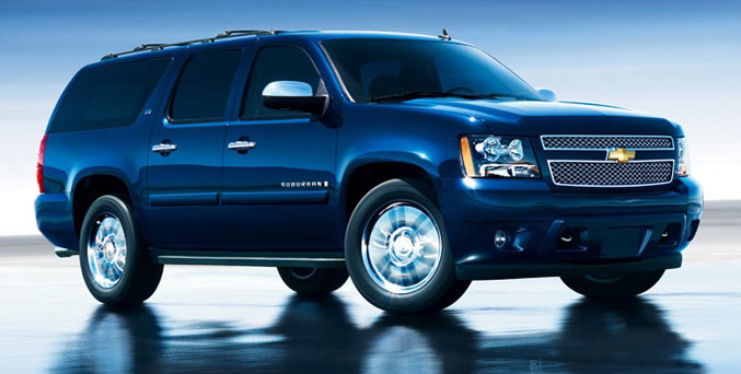 Picture of 2008 Chevrolet Suburban