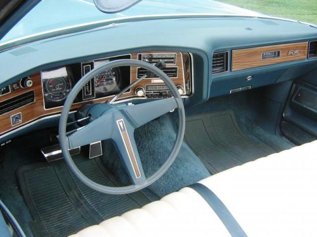 1975 Pontiac Grand Ville Interior Pictures Cargurus