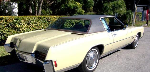 Picture of 1972 Oldsmobile Toronado