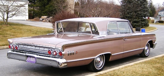 1963 mercury monterey - pictures