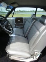 Picture of 1969 AMC Ambassador, interior