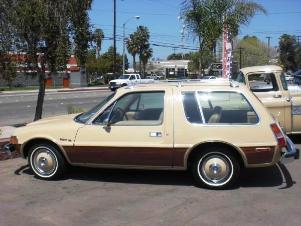 1978 Amc Pacer Overview Cargurus