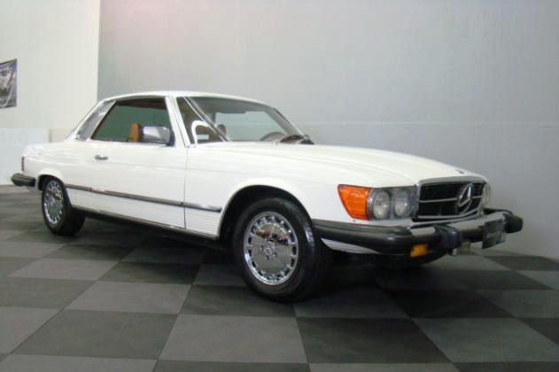 1979 Mercedes-Benz 280 picture, exterior