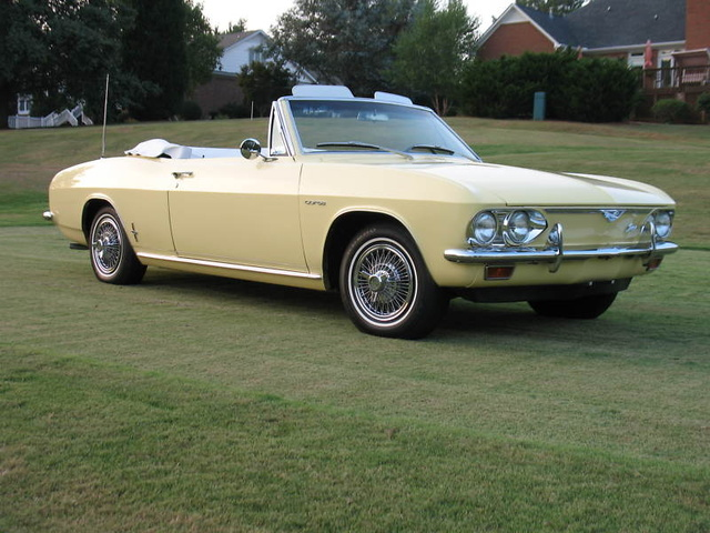 Picture of 1968 Chevrolet Corvair