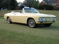 1968 Chevrolet Corvair Overview