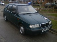 Picture of 1996 Skoda Felicia, exterior, gallery_worthy