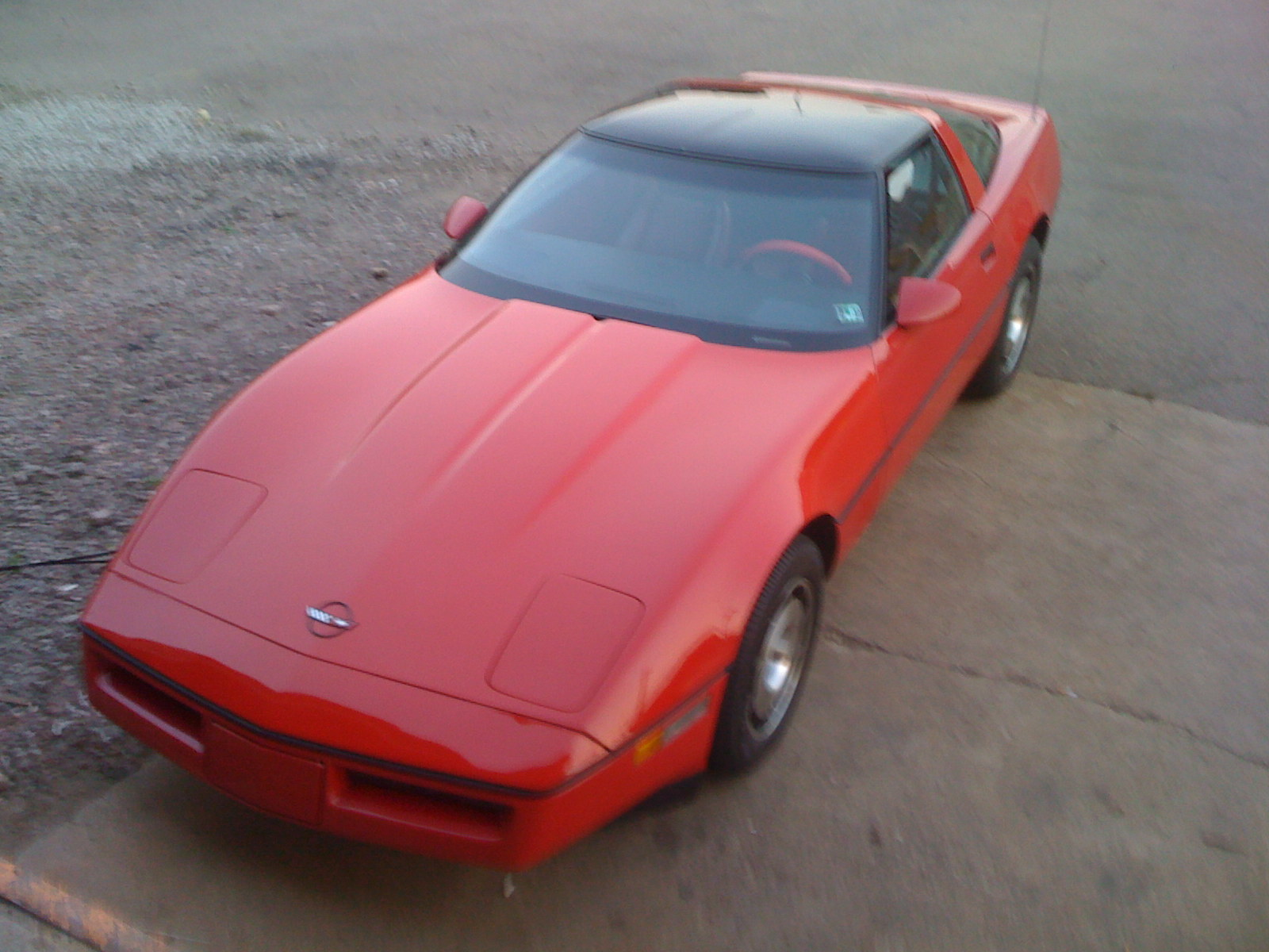 1985 Chevrolet Corvette Base, Picture of 1985 Chevrolet Corvette Coupe