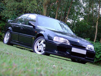 1990 Lotus Carlton Overview