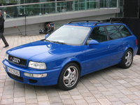 1994 Audi RS 2 Avant Overview