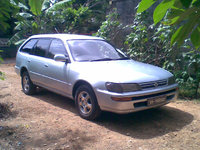 1992 Toyota Corolla Deluxe Wagon, 1992 Toyota Corolla EE107, exterior, gallery_worthy