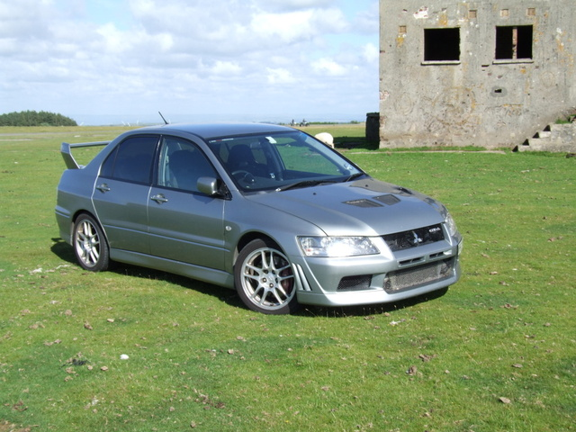 2002 Mitsubishi Lancer Evolution  Pictures  CarGurus