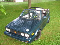 Picture of 1993 Volkswagen Cabriolet Base, exterior