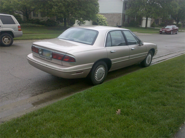 1992 Buick Lesabre. 1998 Buick LeSabre Limited