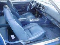 Picture of 1981 Chevrolet Camaro, interior