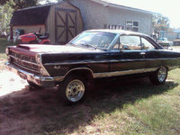 1967 Ford Fairlane, My race car, exterior