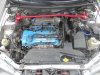 Picture of 1999 Mazda Protege 4 Dr DX Sedan, engine