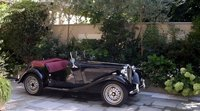 1950 MG TD picture