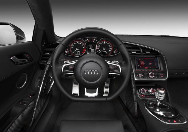 2011 Audi R8 Interior Pictures Cargurus