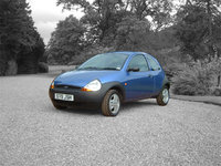 1998 Ford Ka Overview