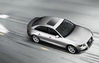 2011 Audi A4, aerial view, exterior, manufacturer