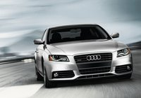 2011 Audi A4, front view, exterior, manufacturer