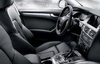 2011 Audi A4, front seat area, interior, manufacturer