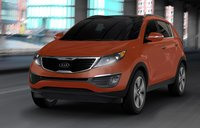 Picture of 2011 Kia Sportage, exterior, manufacturer