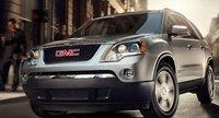 2011 GMC Acadia, front view , exterior, manufacturer