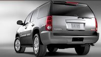 2011 GMC Yukon, back three quarter view , exterior, manufacturer