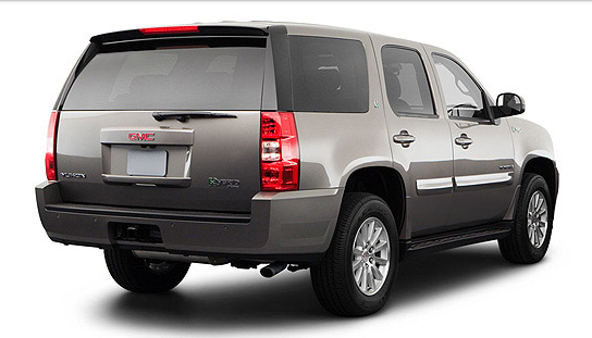 2011 gmc yukon overview review cargurus. Black Bedroom Furniture Sets. Home Design Ideas