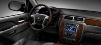 2011 GMC Yukon Denali, dashboard , interior, manufacturer