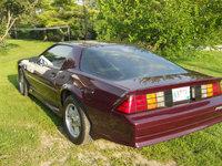 1992 Chevrolet Camaro RS, New window tint, exterior