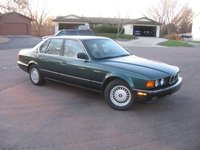 1990 BMW 7 Series, #4 1990 BMW 735i, exterior, gallery_worthy